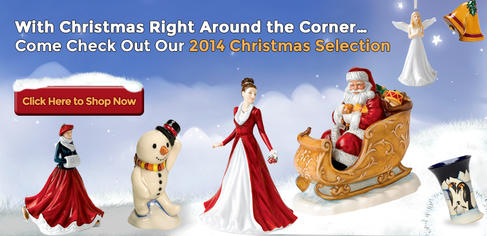 View our 2014 Christmas Collection